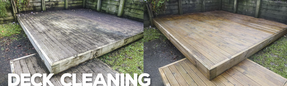 DeckCleaning